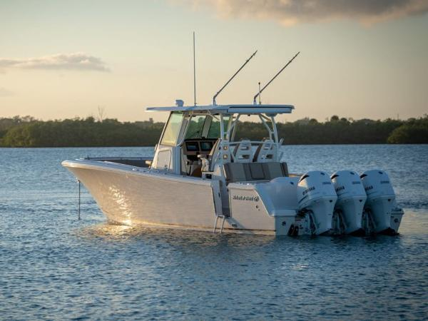 2020 Sailfish boat for sale, model of the boat is 360 CC & Image # 2 of 36