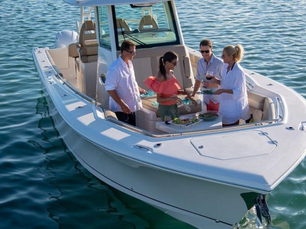 2020 Sailfish boat for sale, model of the boat is 360 CC & Image # 5 of 36