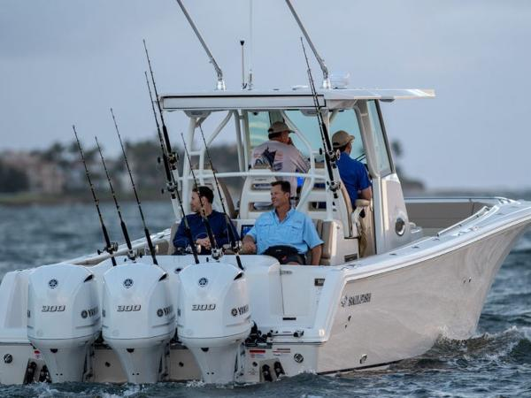 2020 Sailfish boat for sale, model of the boat is 360 CC & Image # 6 of 36