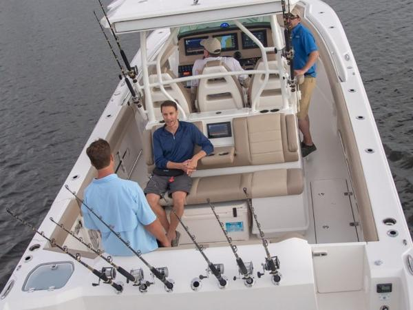2020 Sailfish boat for sale, model of the boat is 360 CC & Image # 10 of 36