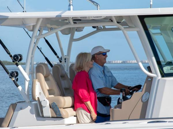 2020 Sailfish boat for sale, model of the boat is 360 CC & Image # 12 of 36