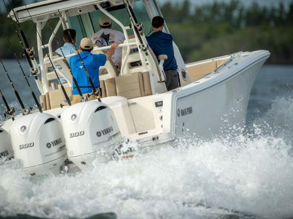 2020 Sailfish boat for sale, model of the boat is 360 CC & Image # 18 of 36