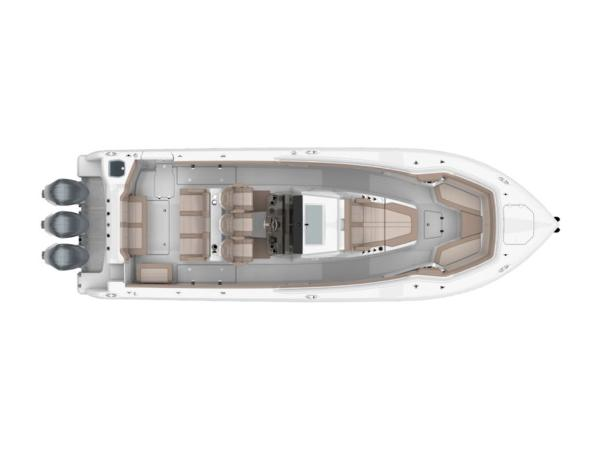 2020 Sailfish boat for sale, model of the boat is 360 CC & Image # 20 of 36