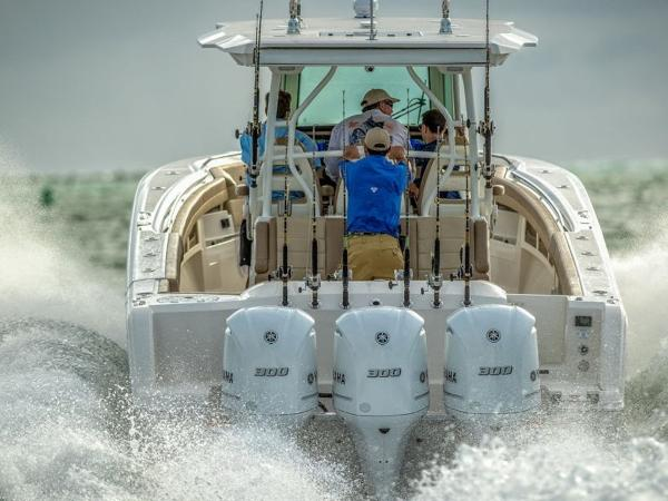2020 Sailfish boat for sale, model of the boat is 360 CC & Image # 24 of 36