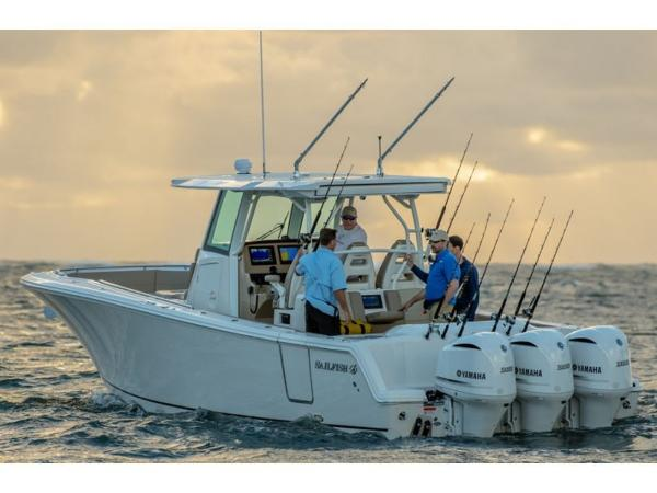 2020 Sailfish boat for sale, model of the boat is 360 CC & Image # 30 of 36