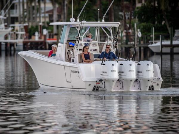 2020 Sailfish boat for sale, model of the boat is 360 CC & Image # 31 of 36