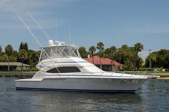 Bertram 51' boat for sale