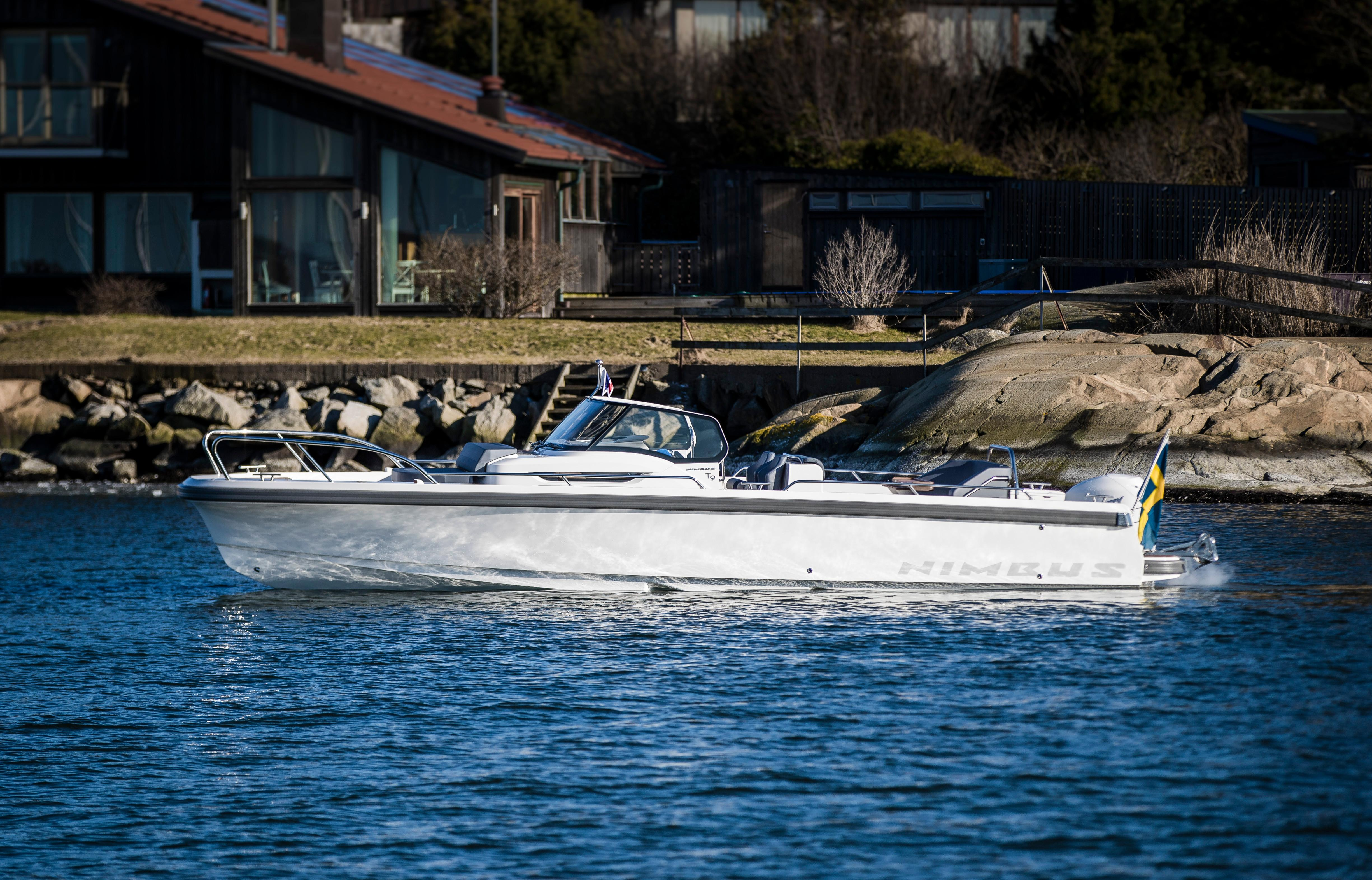 Picture Of:  30' Nimbus T9 2019Yacht For Sale | 13
