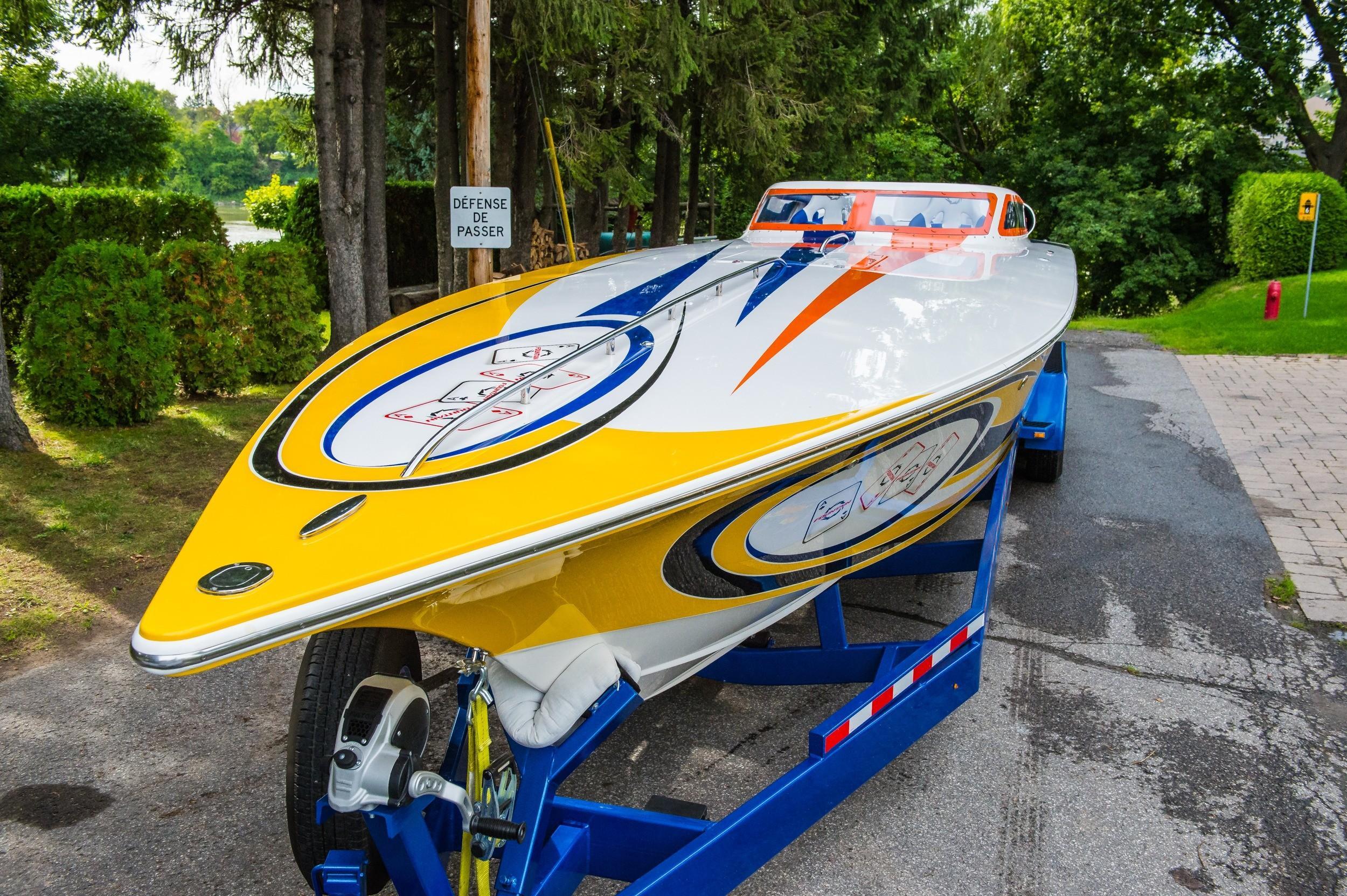 42 Fountain 2005 Clayton   Denison Yacht Sales