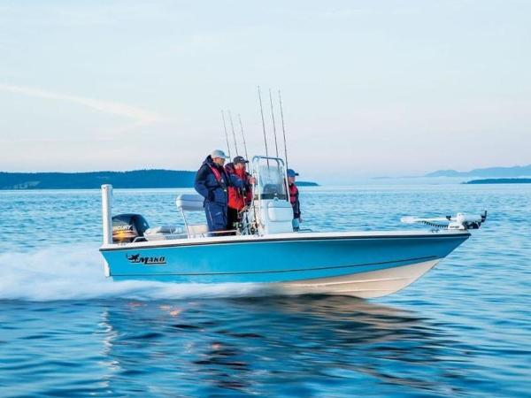 2020 Mako boat for sale, model of the boat is 19 CPX & Image # 1 of 37