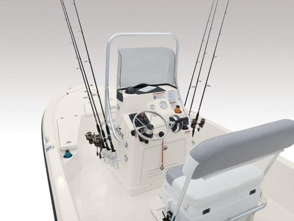 2020 Mako boat for sale, model of the boat is 19 CPX & Image # 16 of 37