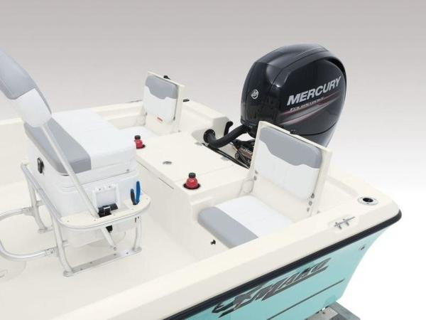 2020 Mako boat for sale, model of the boat is 19 CPX & Image # 26 of 37