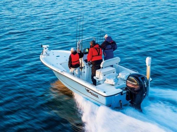 2020 Mako boat for sale, model of the boat is 19 CPX & Image # 35 of 37