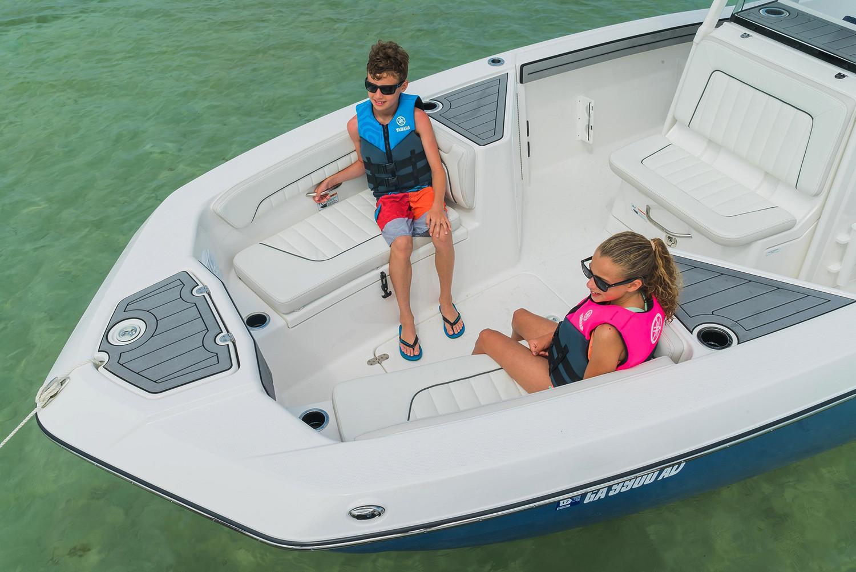 Yamaha Boats210 FSH Sport