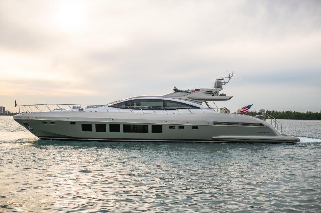 Excellence Mangusta 2019 Maxi Open 94 Yacht For Sale In Us
