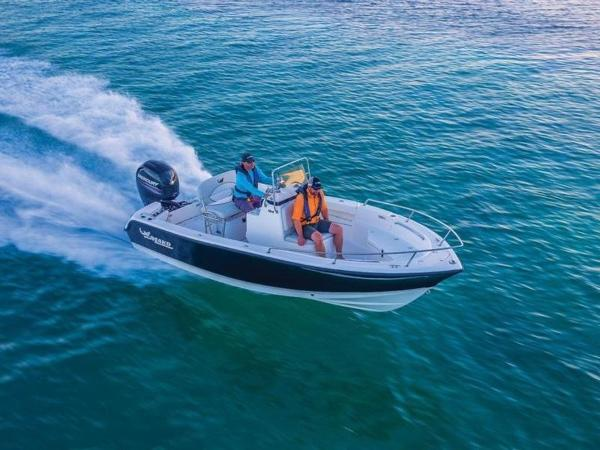 2020 Mako boat for sale, model of the boat is 184 CC & Image # 1 of 33
