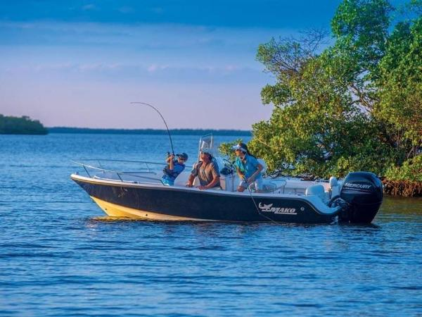 2020 Mako boat for sale, model of the boat is 184 CC & Image # 30 of 33