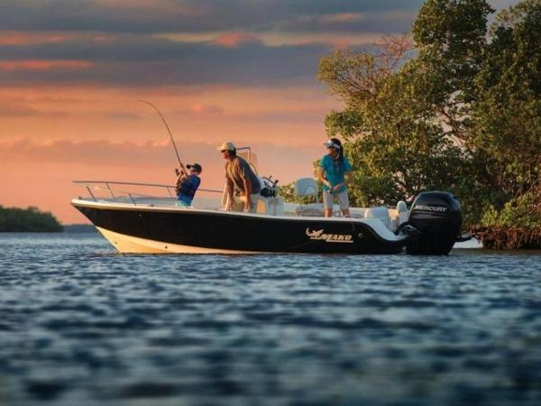 2020 Mako boat for sale, model of the boat is 184 CC & Image # 31 of 33
