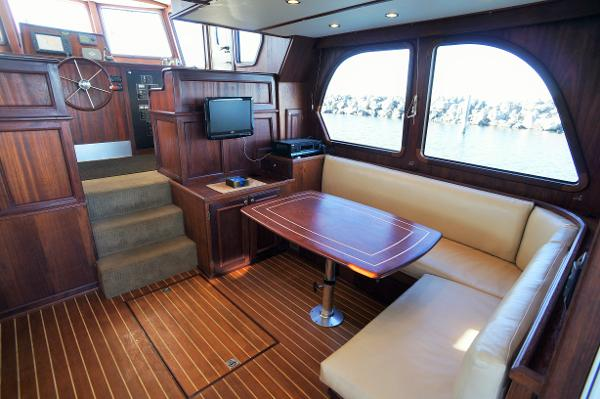 Picture Of:  41' Concorde pilothouse 2010Yacht For Sale | 4 of 23