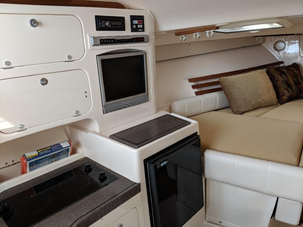 Grady-white 330 Express - Cabin 3