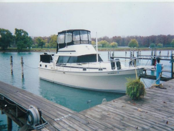 Mainship 36 Double Cabin Motor Yachts. Listing Number: M-3504915