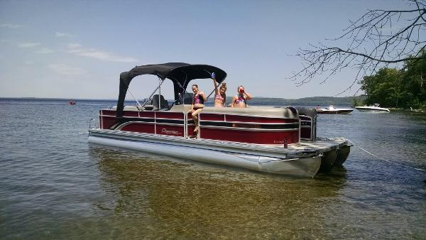 2014 PREMIER PONTOONS SUNSATION 250 for sale
