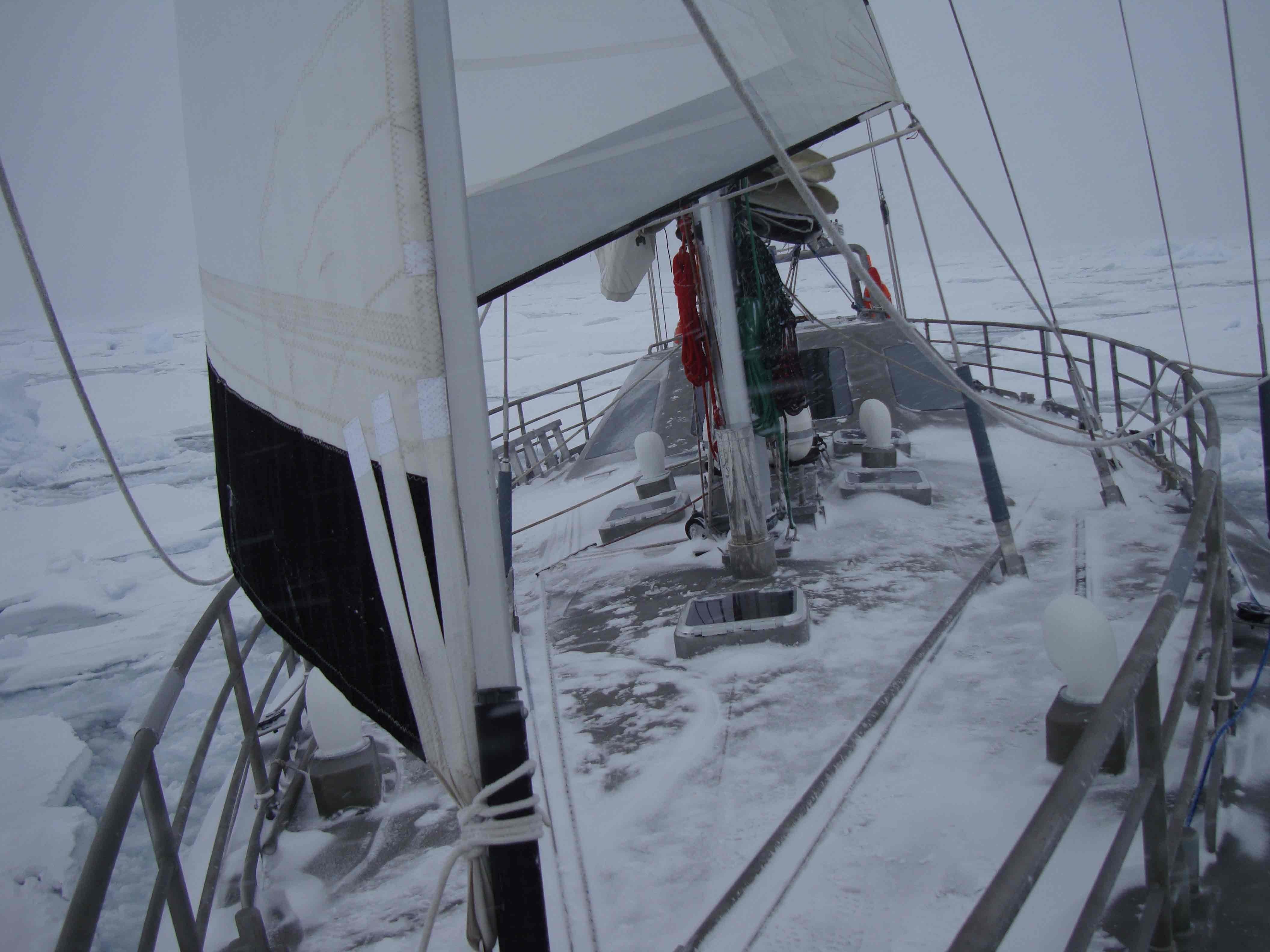 56' Arctic Sailing Research Vessel 2013 Oceanographic Polar Scientific