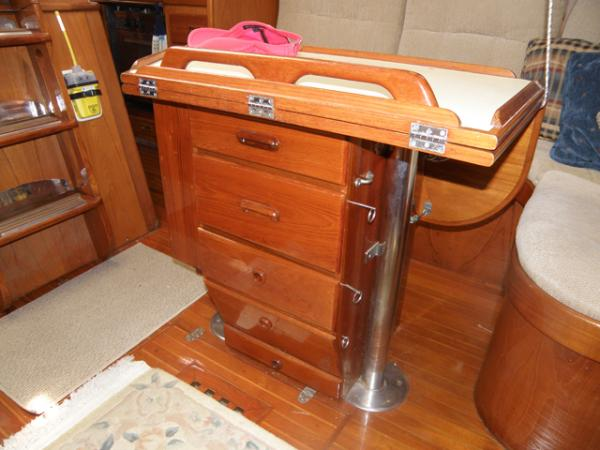 Dinette Table Drawers