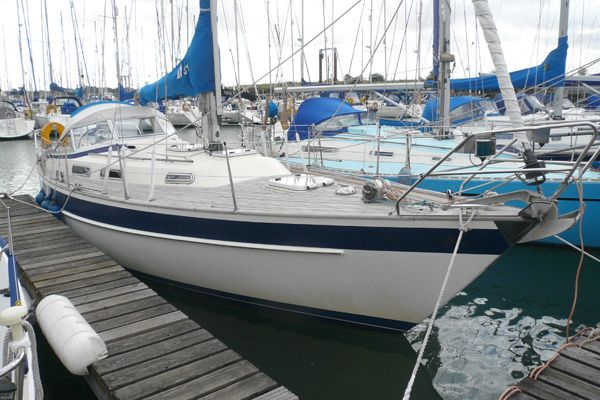Hallberg Rassy 312 boat for sale