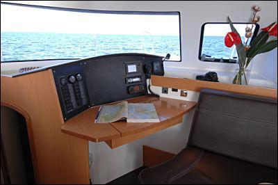 Sister boat - Navigation