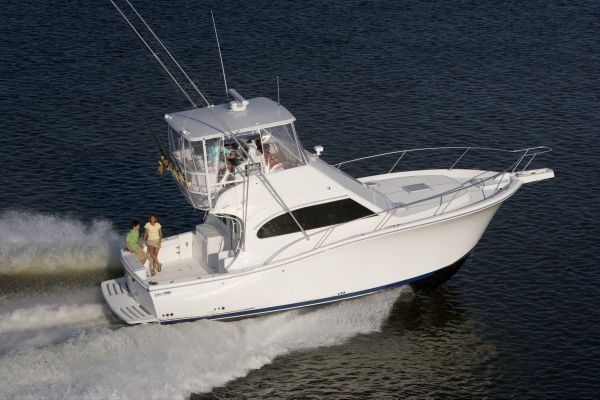 Luhrs 35 Convertible Convertible Boats. Listing Number: M-3704928
