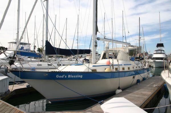 Lancer Yachts 48