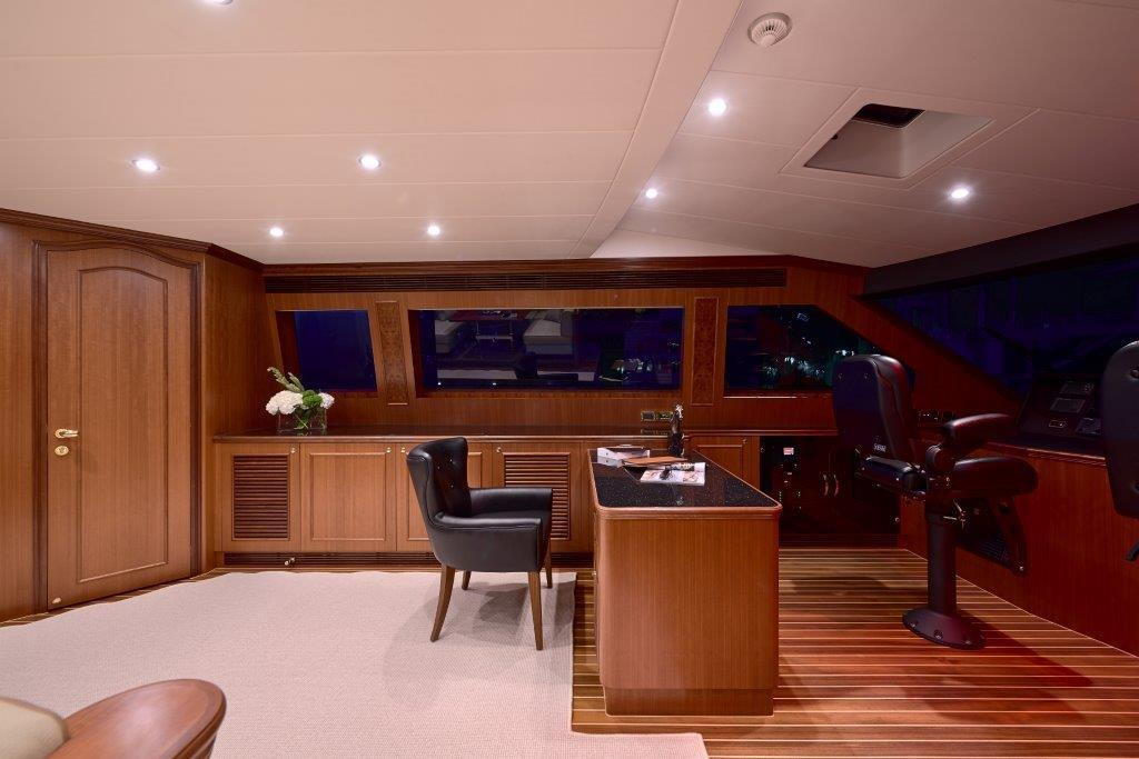 Manufacturer Provided Image: Pilothouse A