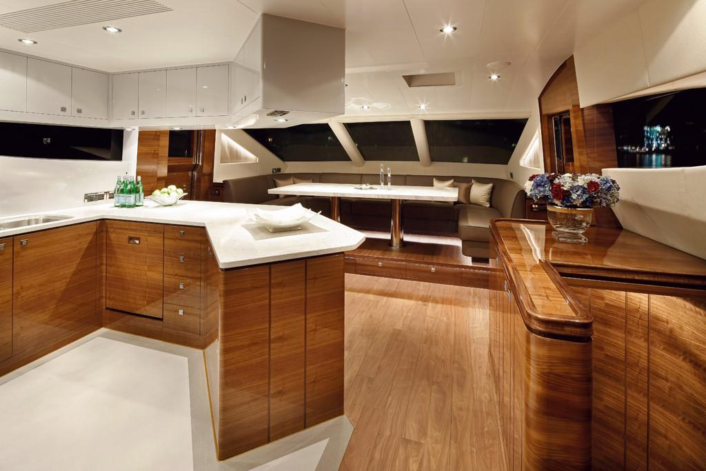Manufacturer Provided Image: Galley B