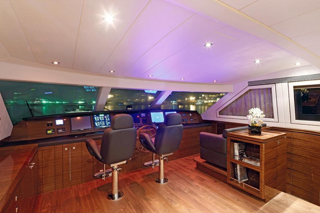 Manufacturer Provided Image: Pilothouse B