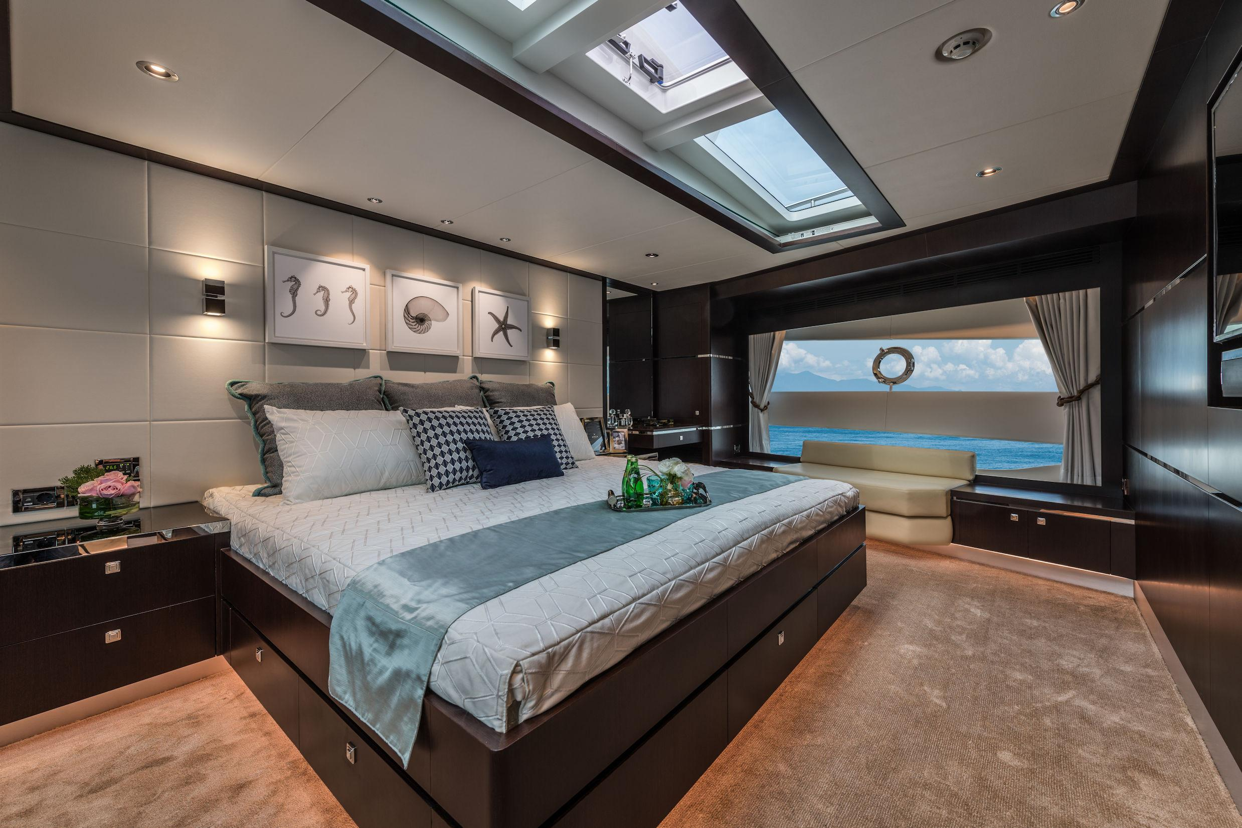 Manufacturer Provided Image: Master Stateroom A