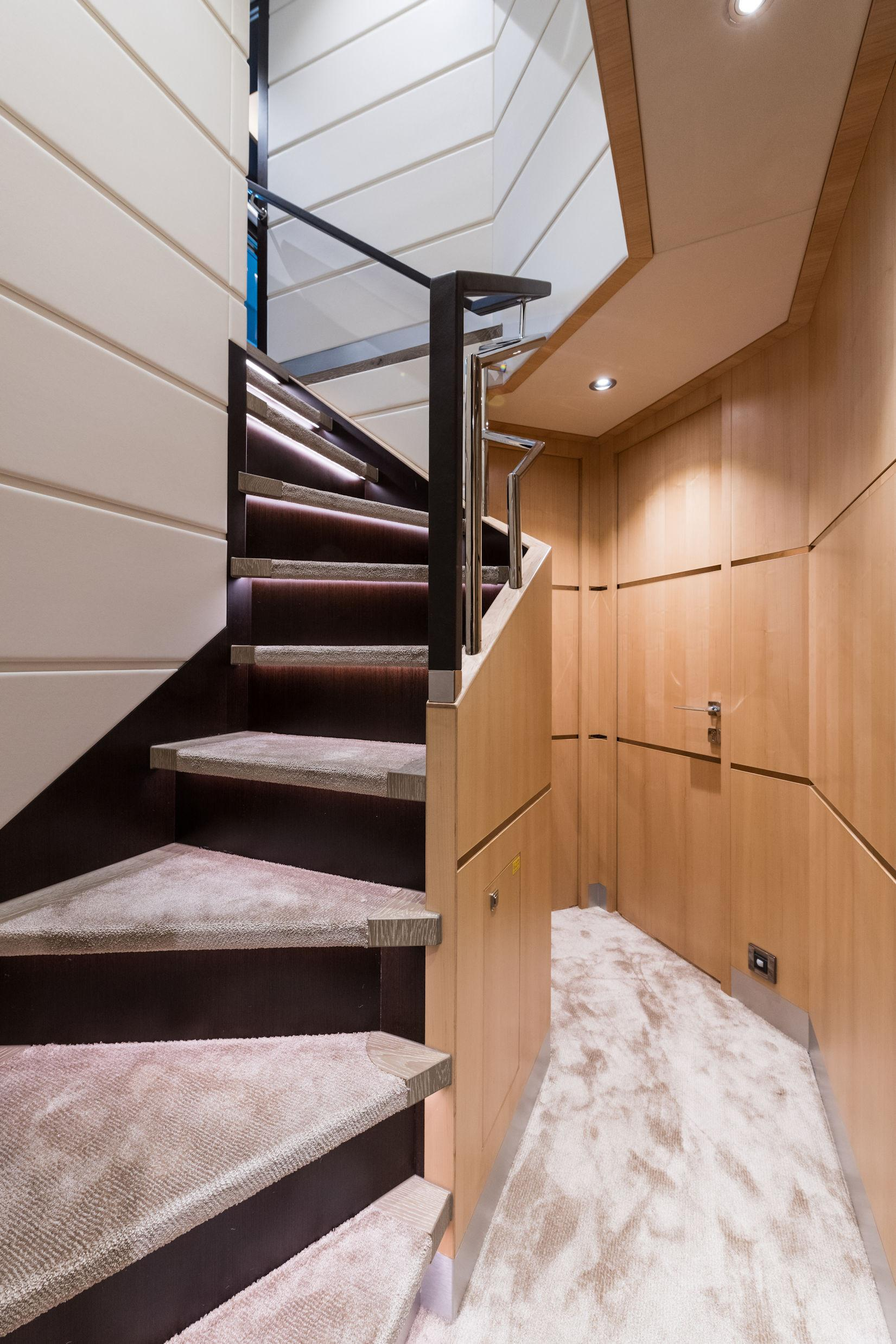 Manufacturer Provided Image: Guest Stairwell A