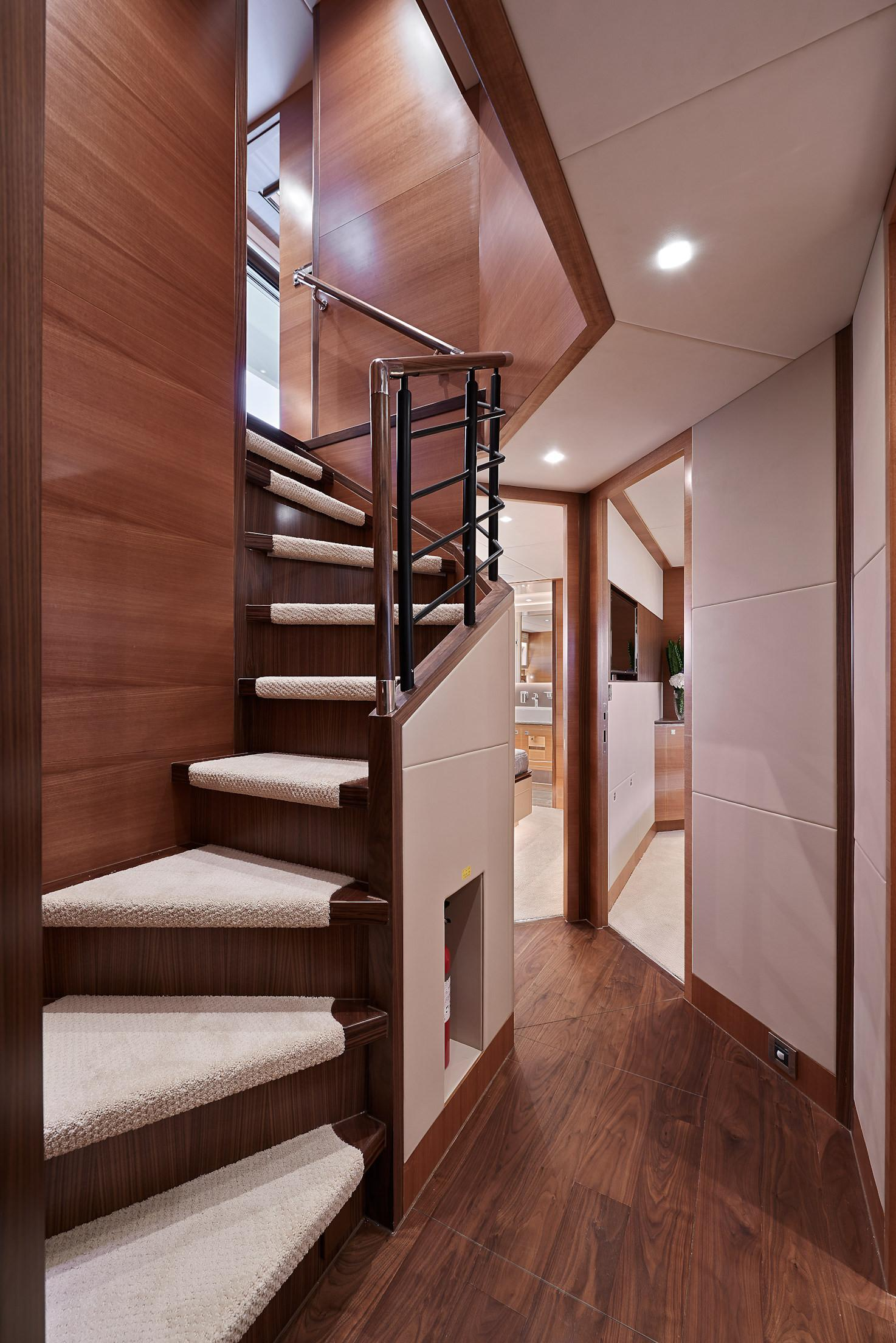 Manufacturer Provided Image: Guest Stairwell B