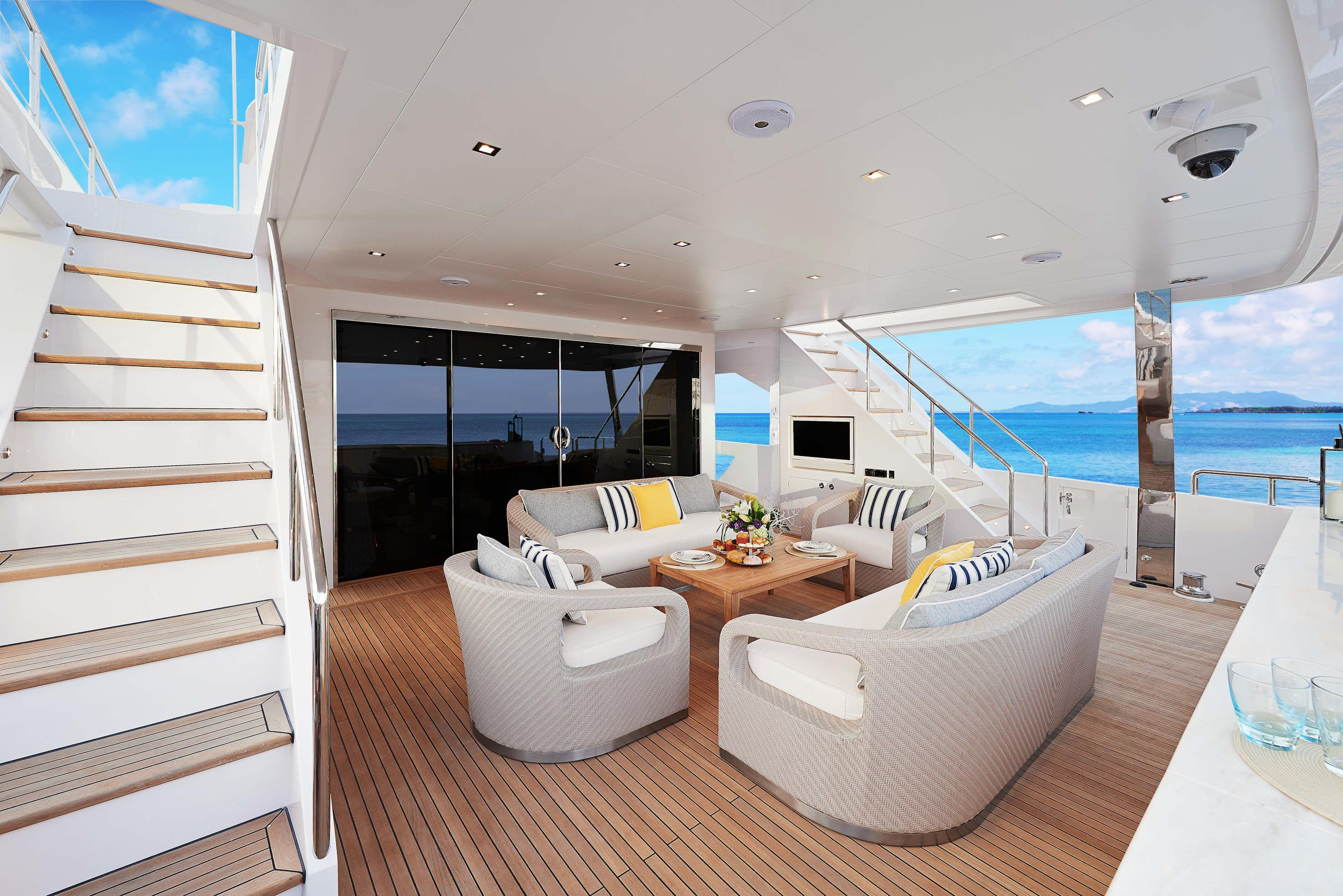 Manufacturer Provided Image: Aft Deck B