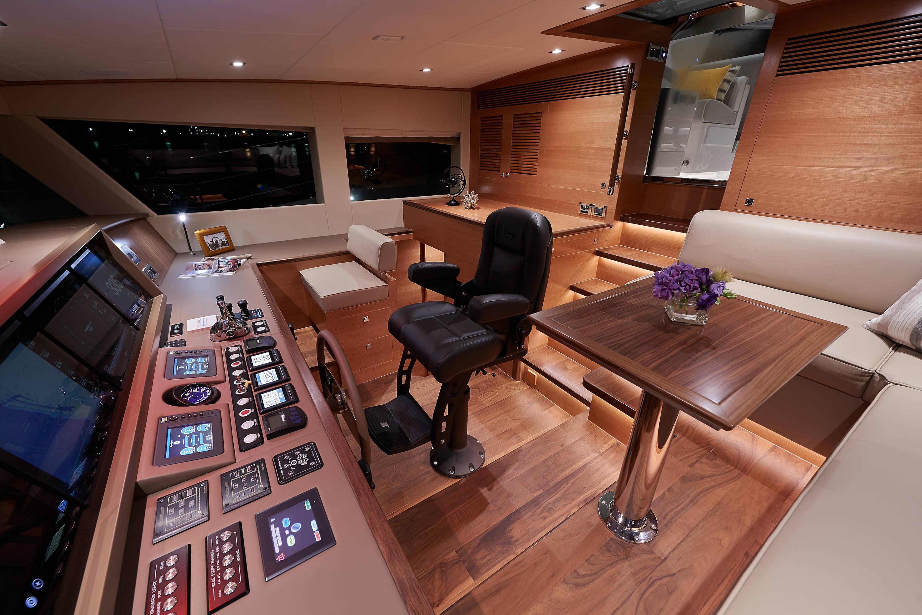 Manufacturer Provided Image: Pilothouse B