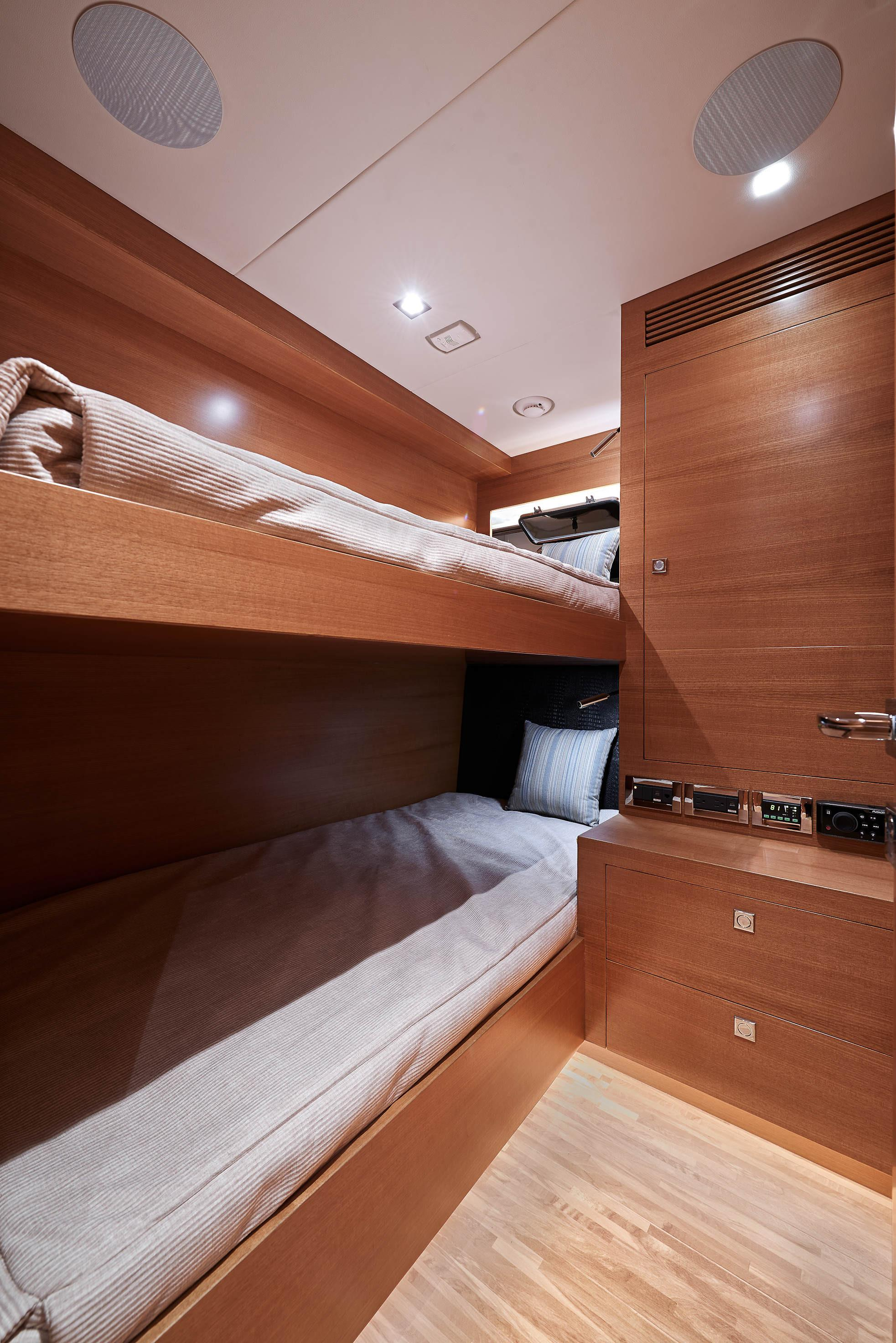 Manufacturer Provided Image: Crew Bunk