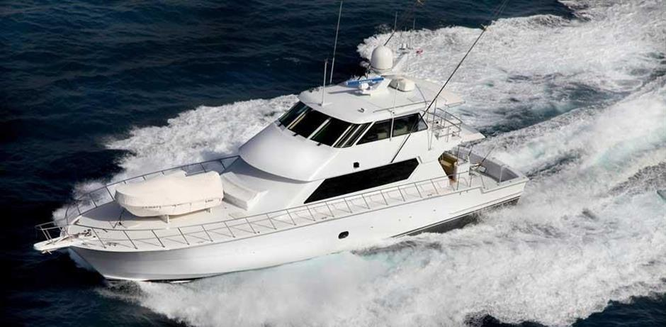 86 ft Hatteras Sport Fisherman