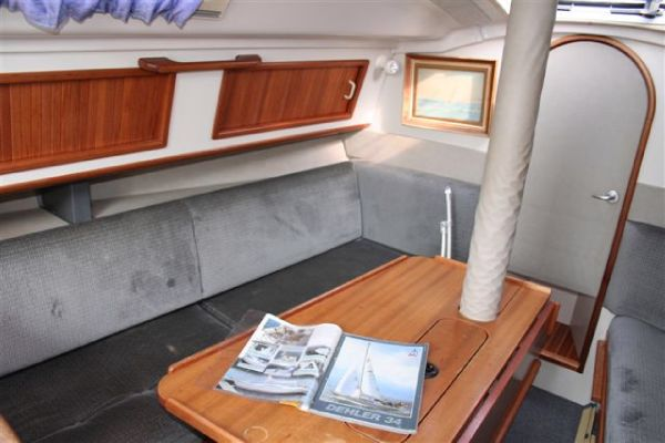 Dehler 34 Top boat for sale