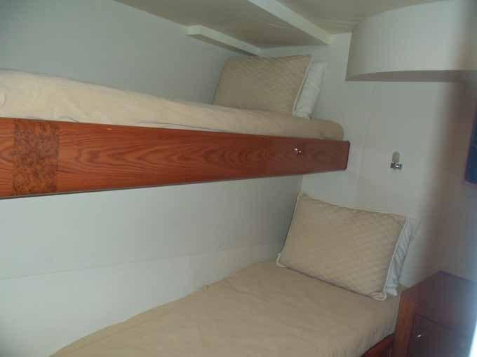 Starboard Side Cabin Forward