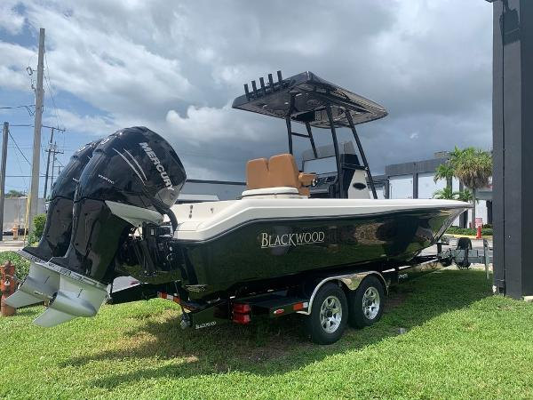 2021 Blackwood boat for sale, model of the boat is 27 & Image # 2 of 28