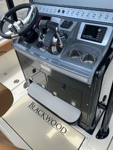 2021 Blackwood boat for sale, model of the boat is 27 & Image # 13 of 28