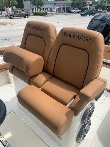 2021 Blackwood boat for sale, model of the boat is 27 & Image # 18 of 28