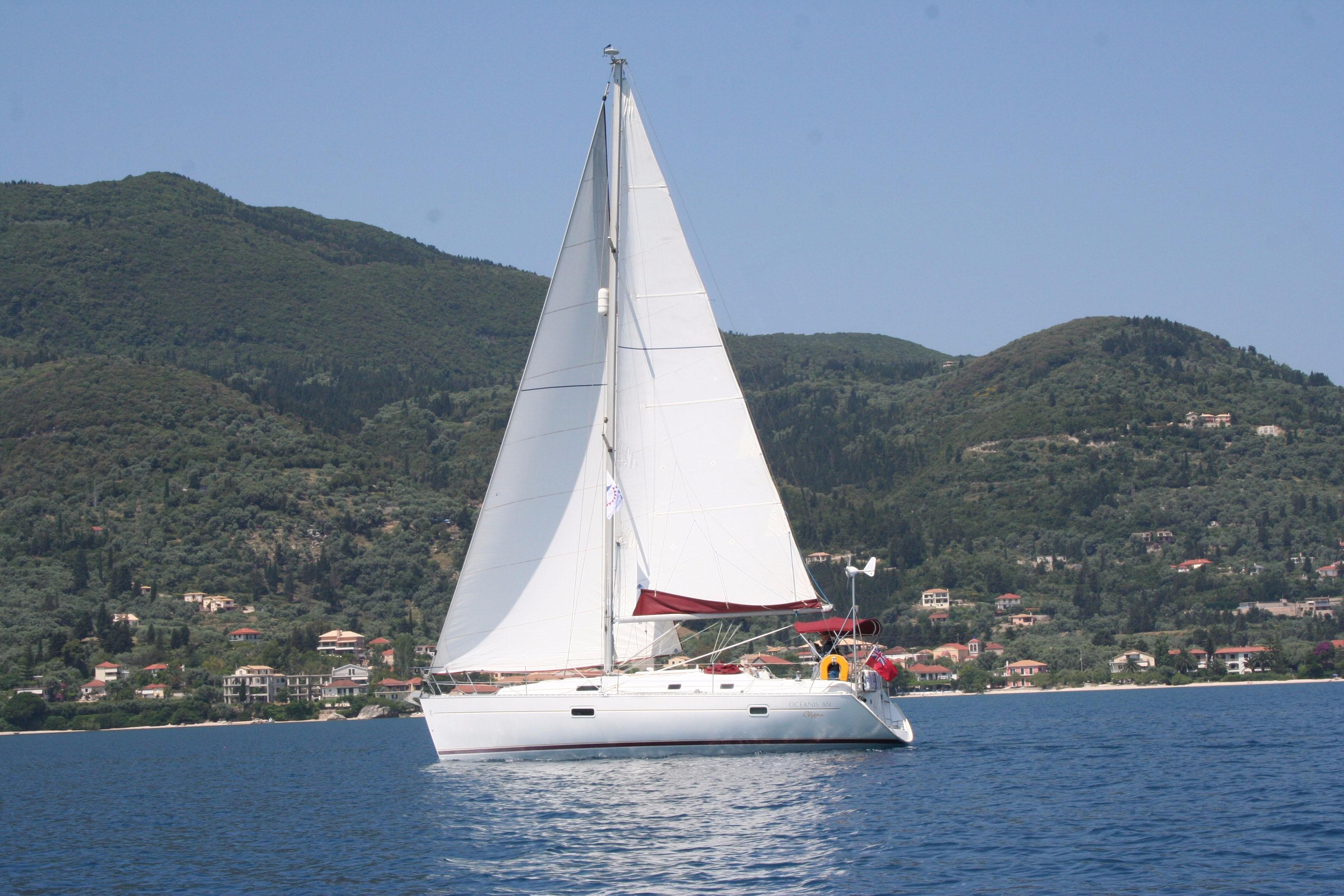 Beneteau Oceanis 361Clipper