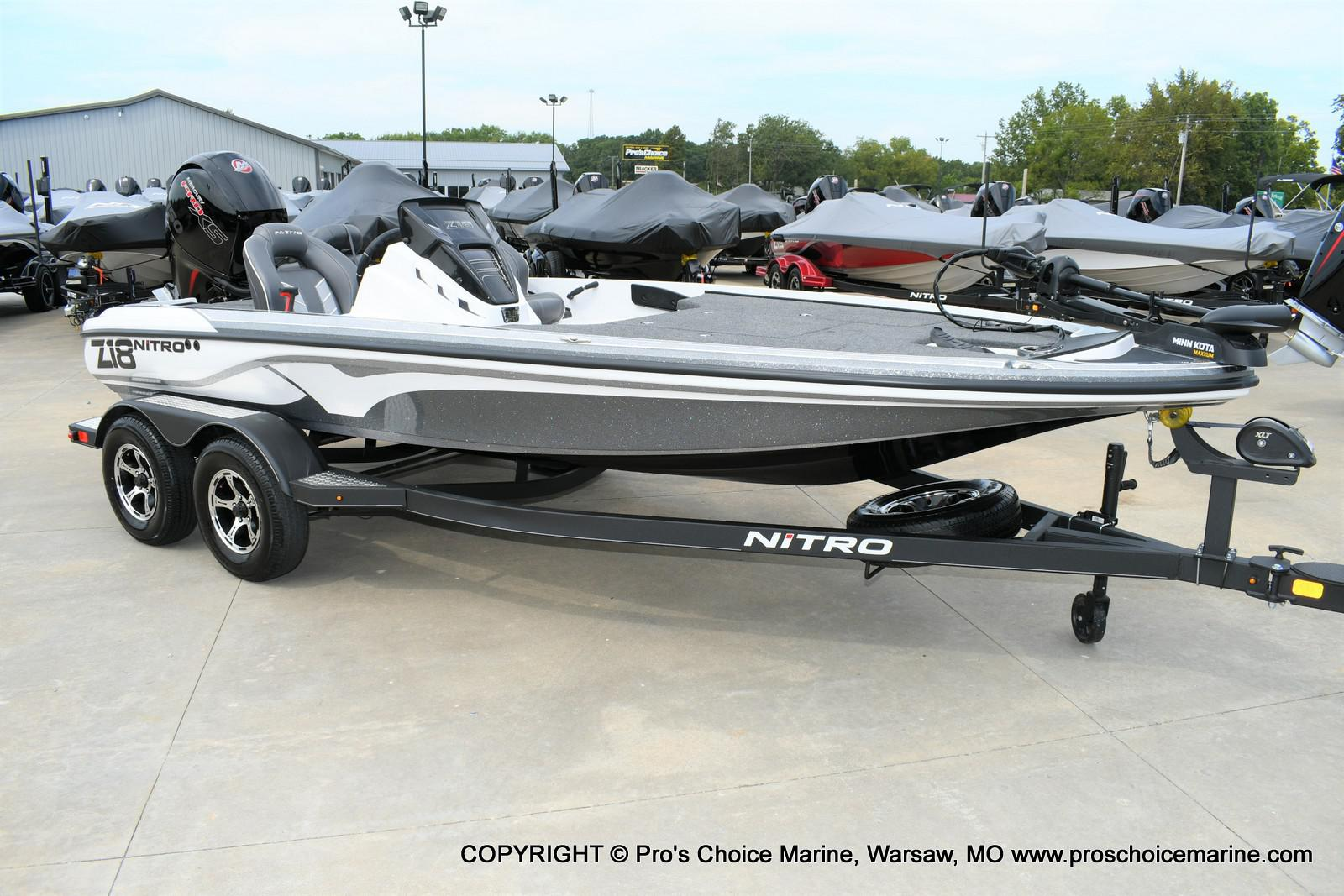 2020 Nitro boat for sale, model of the boat is Z18 & Image # 1 of 50