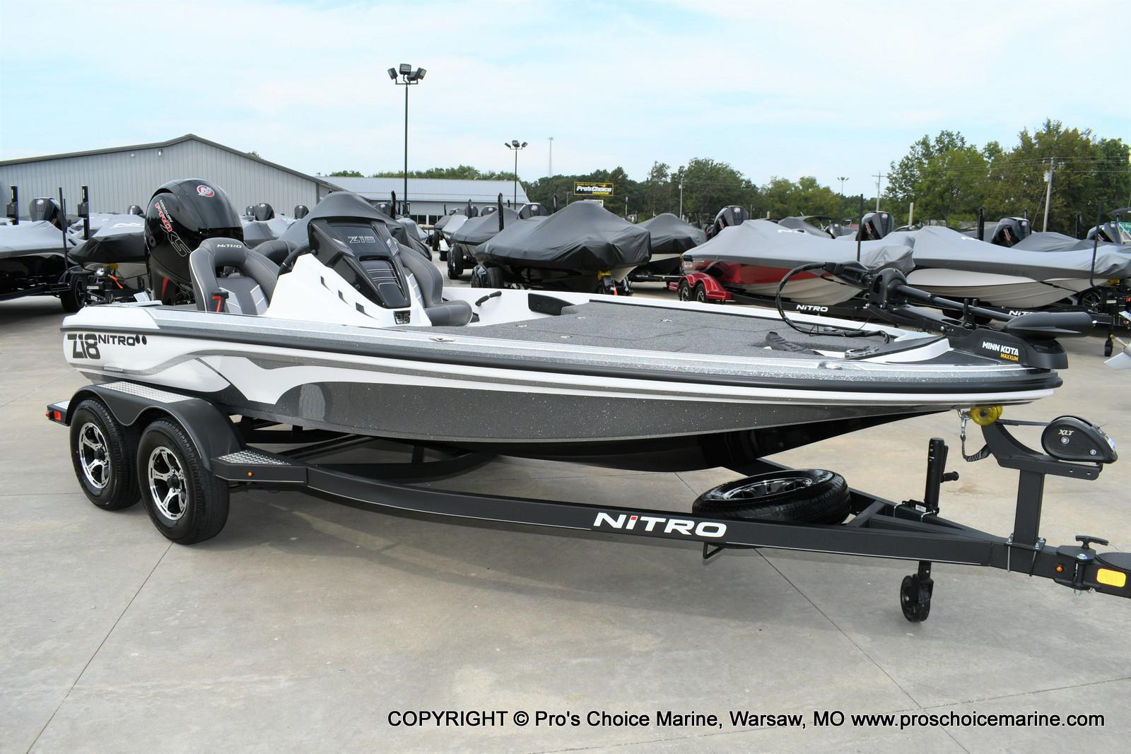2020 Nitro boat for sale, model of the boat is Z18 & Image # 2 of 50